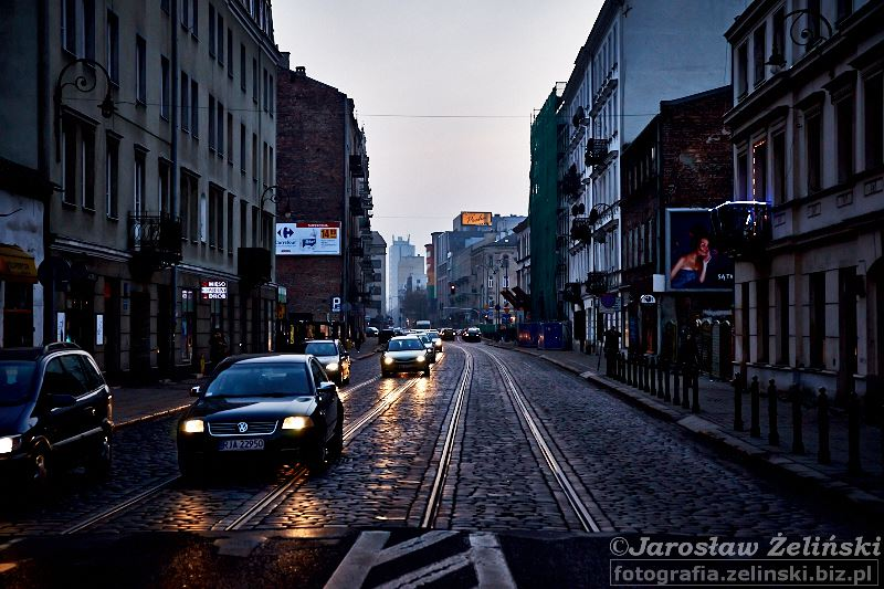 Warszawa, Praga Polnoc, ul. Zabkowska
